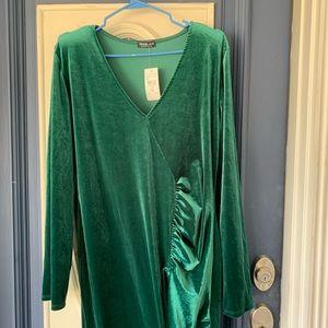 Fashion Nova Dresses - Fashion Nova plus size 'Love Sex Magic' dress